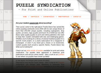 Puzzle Syndication
