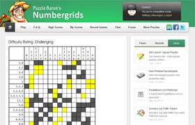Logic Puzzles   Our Other Puzzles
