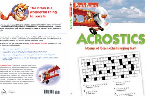 acrostic-book