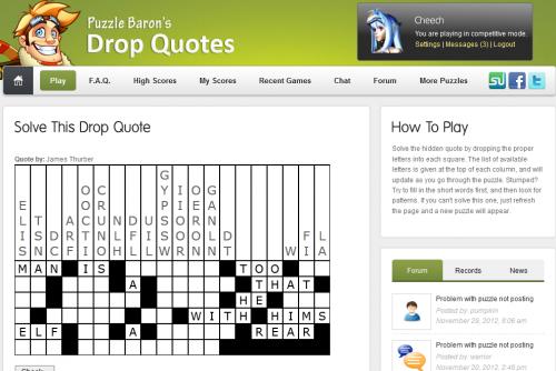 dropquotes