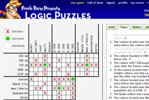 Kindergarten Awesome Logic Puzzles Printable | Best Printable Math ...