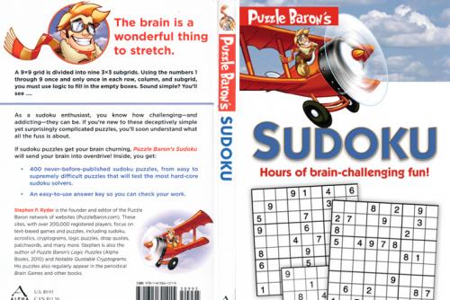 sudoku-book