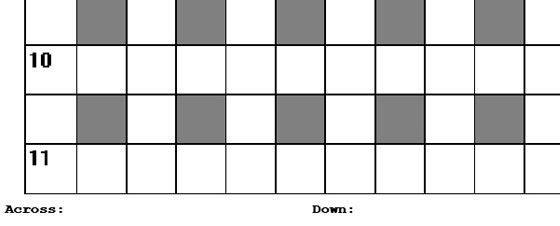 photo about Printable Nonograms identify Printable Puzzles Puzzle Baron